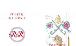 wear rosettes
